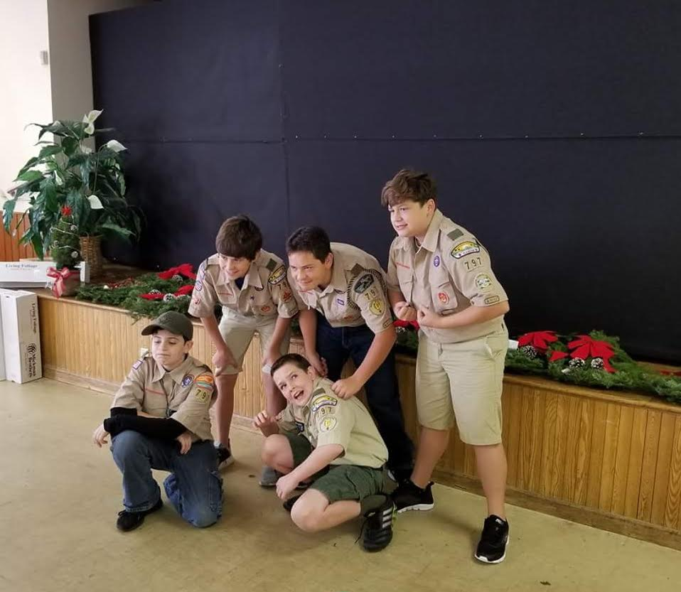 scouts ministry